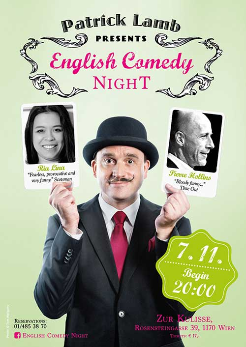 Vienna English Comedy Night